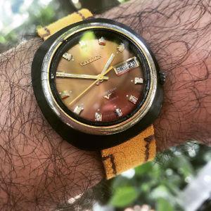 Vintage Ανδρικό ρολόι CITIZEN V2 Custom