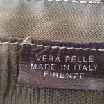 Δερμάτινη Ιταλική επαγγελματική τσάντα