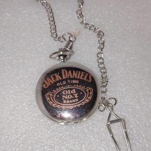 Συλλεκτικο Ρολοι Τσεπης Jack Daniel's