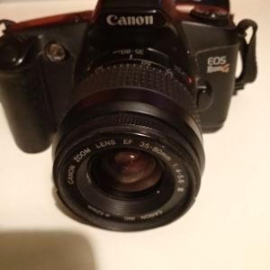 Eos Canon rebelG SLR camera