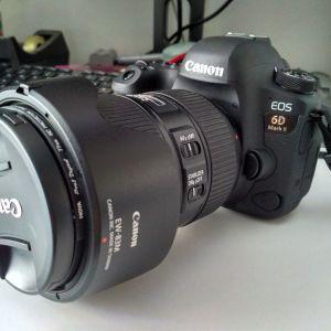 Canon EOS 6D Mark II DSLR Camera with EF 24-105mm f/4L IS II USM Lens Kit