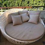 Καναπές Κήπου
