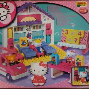 Τουβλακια Hello kitty school 89 pcs