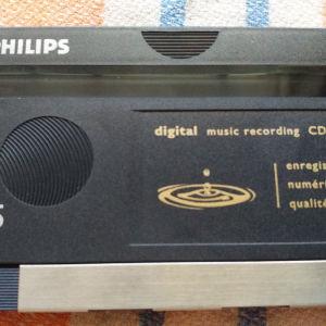 philips dcc ( ψηφιακή κασέτα ) 75 λεπτα