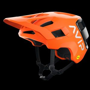 POC Kortal Race MIPS Helmet, size 55-58, fluorescent orange/black, κράνος ποδηλάτου