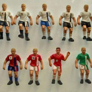 Ποδοσφαιριστές από δημητριακά