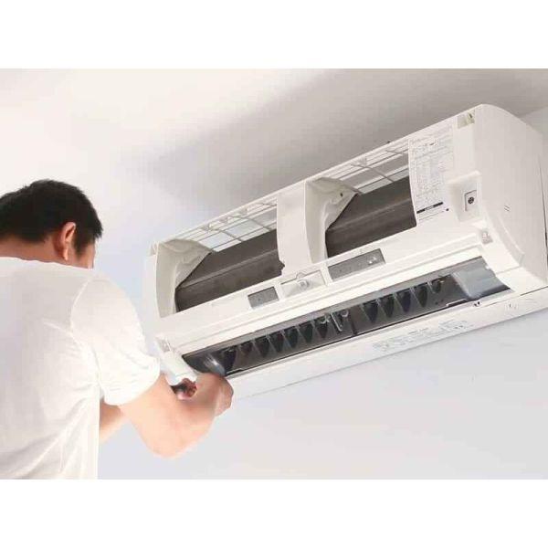 service aircondition  sintirisi klimatistikon