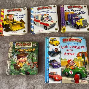 παιδικά βιβλια Γαλλικών από 4 ετών