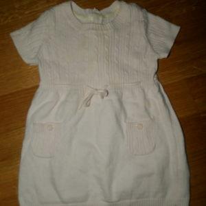 h&m πλεκτο φορεματακι για 6-9μηνων