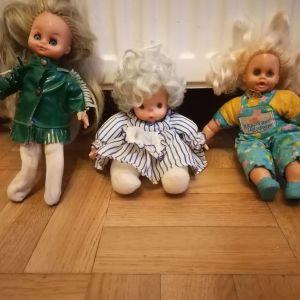 El Greco κούκλες δεκαετίας 1980