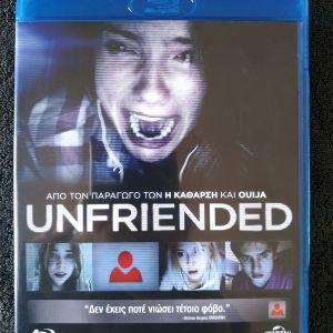 Unfriended (2014) & Friend Request (2016) [Blu-ray + DVD]