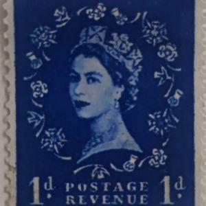 Βασίλισσα Ελισάβετ ΙΙ - Μεγάλη Βρετανία 1958