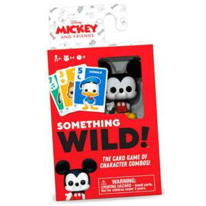 Uno Αυθεντικές Κάρτες Disney Mickey Mouse Something Wild!