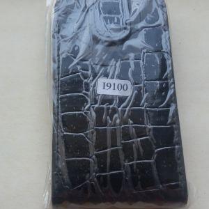 Κροκόδειλος Flip Δερμάτινη θήκη κάλυψης για Samsung Galaxy S2