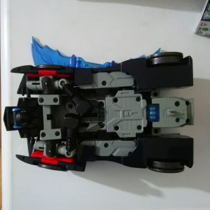Super Transformer Robot Auto Warrior Όχημα - Ρομποτ