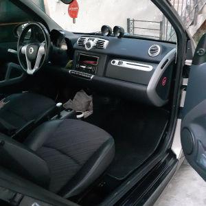 πωλείται Smart 2011 1.000 κυβικά με τιμόνι Φόρμουλα 1 6.500