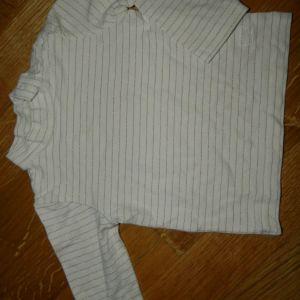 grant μπλουζακι για 18μηνων με πολυ μικρη φορμα