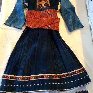 παραδοσιακή  φορεσιά  από το  Καβακλη