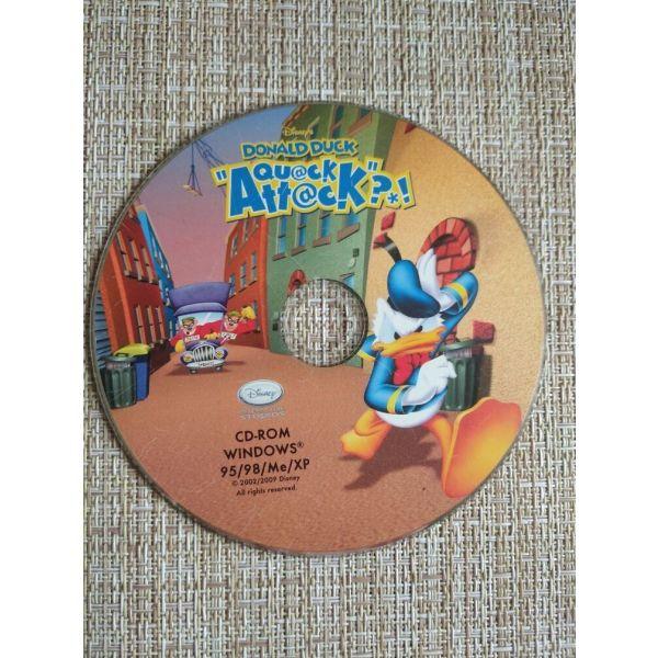CD-ROM WINDOWS 95/98/Me/XP. pedika pechnidia *DONALD DUCK.*