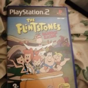 The Flintstones Bedrock Racing Ps2