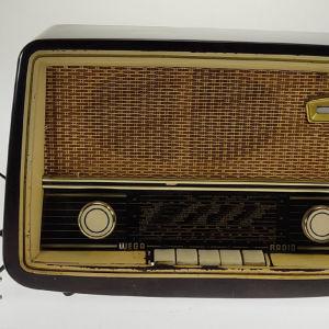 Vintage ραδιόφωνο Wega (Α527)