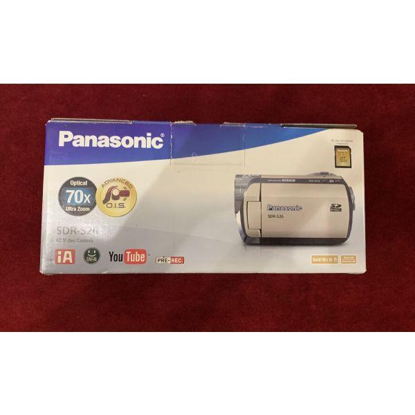 vinteokamera Panasonic