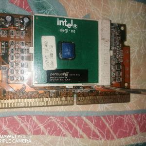 Πλακέτα 370 CPU Rev 1.0, με socket PGA370 K&T για ΕΠΕΞΕΡΓΑΣΤΉ INTEL PENTIUM III. ΔΥΝΑΤΌΤΗΤΑ OVERCLOCK.
