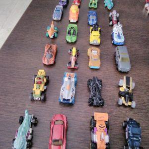 24 Hotweels αυτοκινητάκια
