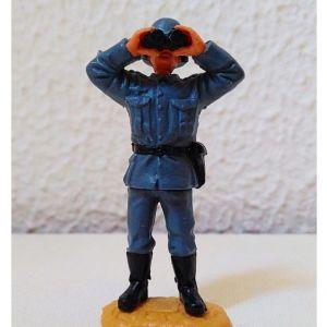 Εποχής ΄70-΄80 Στρατιωτάκι Timpo Γερμανός Στρατιώτης