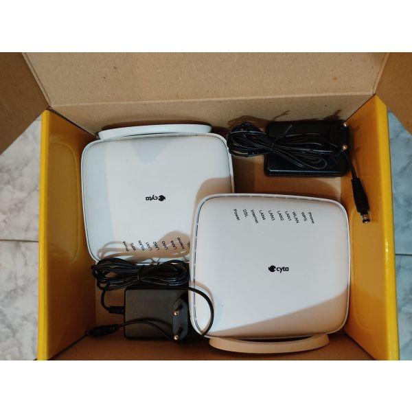 2 router ZTE zxhn h208n apsoga