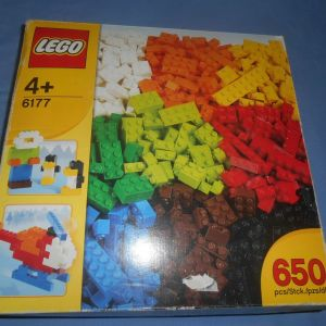 LEGO 6177 ΒΑΣΙΚΑ ΤΟΥΒΛΑΚΙΑ