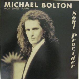 """MICHAEL BOLTON""""SOUL PROVIDER"""" - MAXI SINGLE"""