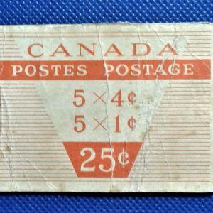 Γραμματόσημα. CANADA