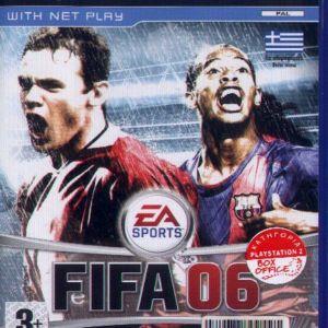 FIFA 2006 - PS2