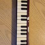 HOHNER MELODICA PIANO 27 KEYBOARD HARMONICA MADE IN GERMANY VINTAGE