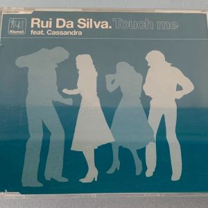 Rui Da Silva ft. Cassandra - Touch me 3-trk cd single