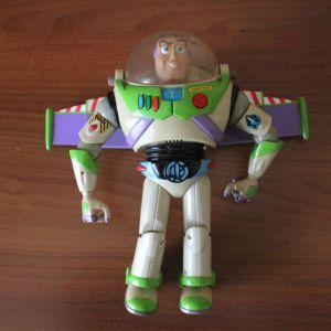 Σπάνιος Buzz Lightyear με Utility Belt από το Toy Story 2 (Ύψος 28εκ)