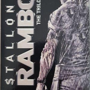 RAMBO THE TRILOGY-WITH EXTRA DVD JOHN RAMBO