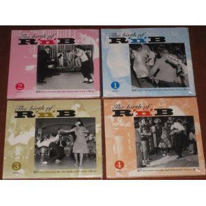 The birth of R'n B' 12 CD MusicBox ΣΦΡΑΓΙΣΜΕΝΑ!
