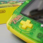 Nintendo Game Boy Advance GBA IPS V2 Zelda Edition