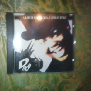 CD D MOB-A LITTLE BIT OF THIS A LITTLE BIT OF THAT