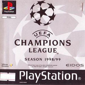 UEFA CHAMPIONS LEAGUE 98/99 - PS1