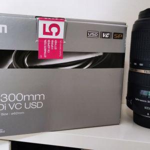 Φακός Τamron SP 70-300mm F4-5.6 Di VC USD for Nikon-- Αγορά 2019