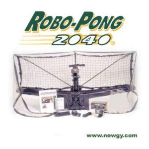 Robo- pongΑυτόματο μηχάνημα εξάσκησης πινγκ πονγκ