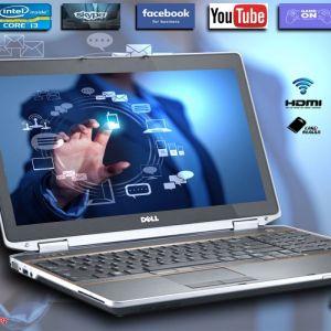 DELL 5520 / i3-2520M / 8GB RAM / 256 SSD / KAMERA / Οθόνη- 15.6