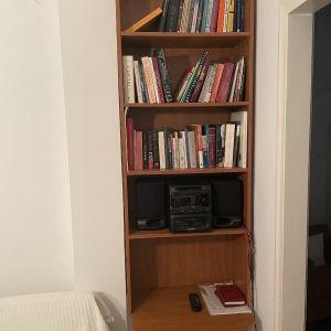 κρεμαστή βιβλιοθήκη γραφείο