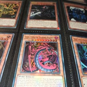 Uria lord of searing flames YuGiOh
