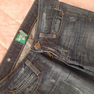 vintage τζιν παντελόνι