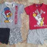 Βρεφικά ρούχα σετ έως 12 μηνών