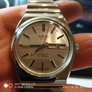 ρολόϊ ORIS